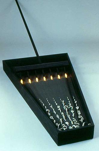 Light Raking . 1987