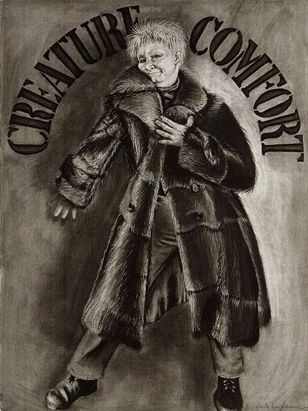 Portrait of the Artist as an Arrogant American: Creature Comfort