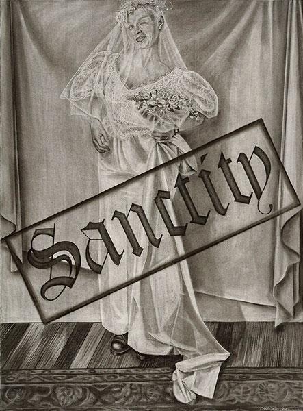 Portrait of the Artist as an Arrogant American: Sanctity