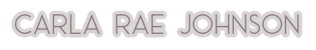 Carla Rae Johnson Logo