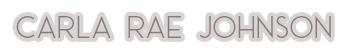 Carla Rae Johnson Logo