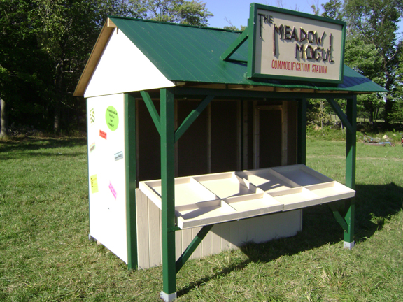 The Meadow Mogul: Commodification Station
